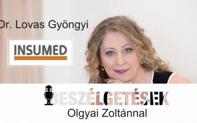 Olgyai Zoltán, az INSUMED Kelet-európai igazgatója, rövid riport
